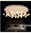 潮灯馆创意LED吸顶灯 时尚潮流艺术顶灯 蘑菇卧室灯设计师推荐
