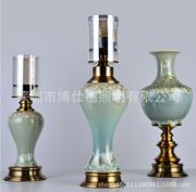 缇娜现代室内陶瓷ZH-001工艺台灯