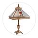 玛阑士现代室内7002-3工艺台灯