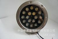 莱诺现代简约不锈钢9WLED水底灯