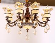 天丰欧式经典室内水晶吸顶灯67663