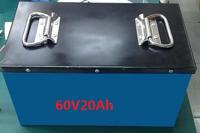 多倍佳64V20Ah电摩锂电池组