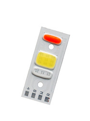 COB倒装车灯LED配件