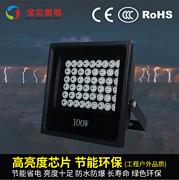 宝芯户外LED正方形投光灯BX-TGD-06