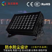 宝芯户外LED长方形投光灯BX-TGD-09