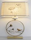 荧辉室内中式台灯YH6008