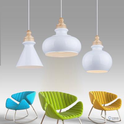 现代圆形银色led餐吊灯如何清洗 安装注意事项
