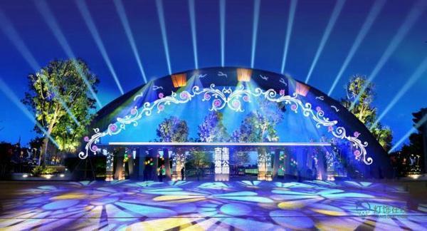 5大亮点 尽享第三届灯光文化节
