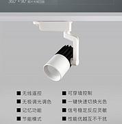 众用ZY-004智能轨道灯
