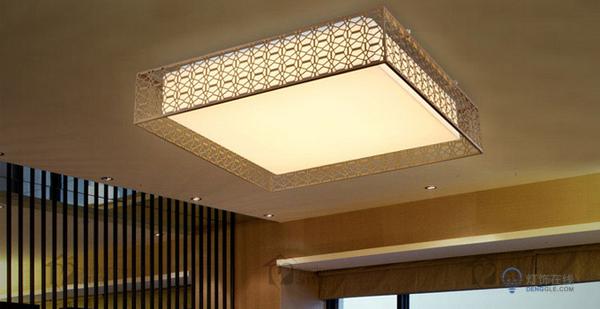 总结:品牌客厅吸顶灯具大全