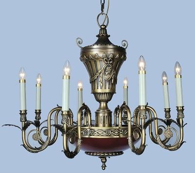 欧式全铜灯品牌排行榜上榜好品牌-灯饰在线