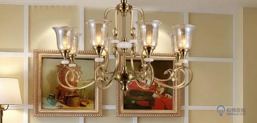 室内水晶铜灯什么牌子好 到底怎么选