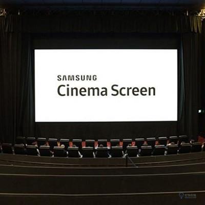 剑指影院市场的中国LED企业