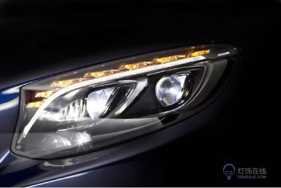 起飞的汽配市场LED照明