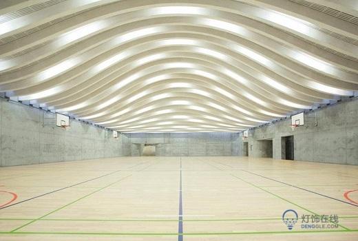 为何越来越多体育馆采用LED照明?