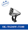 led投光灯户外防水招牌庭院路灯6W投射灯SK-TGD6W-T100