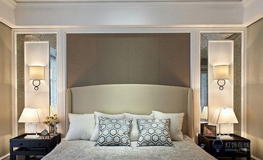床头的壁灯地安装高度是多少 有没有标准呢