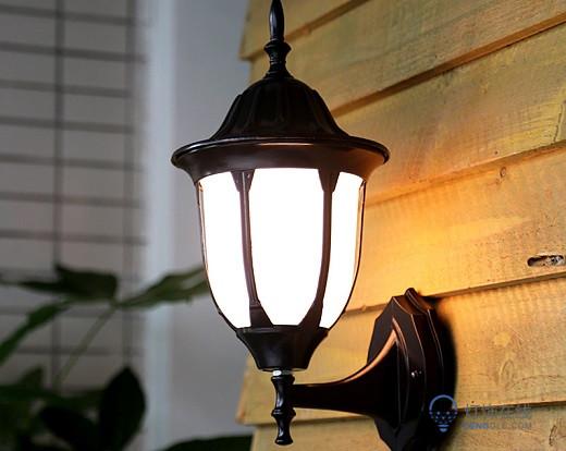 防水室外墙壁灯的优质设计
