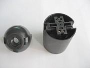 E26-S02 美规 塑料 插线式 光身灯头