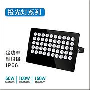 LED 超薄投光灯系列