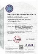 ISO质量管理体系认证-1