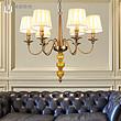酒店非标工程灯 美式吊灯 北欧创意个性艺术客厅餐桌灯具