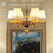 客厅灯现代简约时尚 灯具灯罩吊灯餐厅 创意吊灯 后现代工厂吊灯