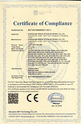 CE EMC证书