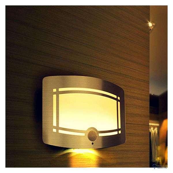 地面感应灯主要安装在什么地方呢