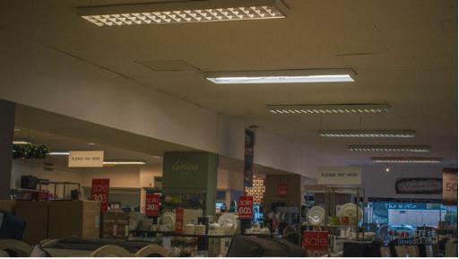 """这家""""英国照明最差的商店""""要关门了"""