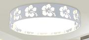 法加丽现代简约百搭吸顶灯蝴蝶款吸顶灯卧室书房客厅灯