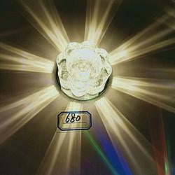 铭壹680白色玻璃天花灯