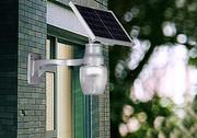 太阳能户外壁灯