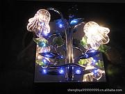 现代低压壁灯,LED壁灯,时尚个性,不锈钢壁灯