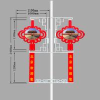 弘腾2.4米中国结灯