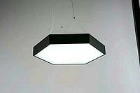 时尚客厅LED平板灯