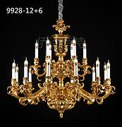 侨治萨特现代欧式大型水晶吊灯
