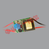 LED调光驱动电源3-4W 可控硅调光 E27 GU10 内置