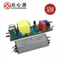 50W IP66 hpf电源泛光led驱动器