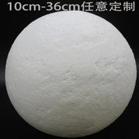 月球灯灯壳,月球灯灯罩,3D打印月球灯10CM-37CM月球灯灯罩