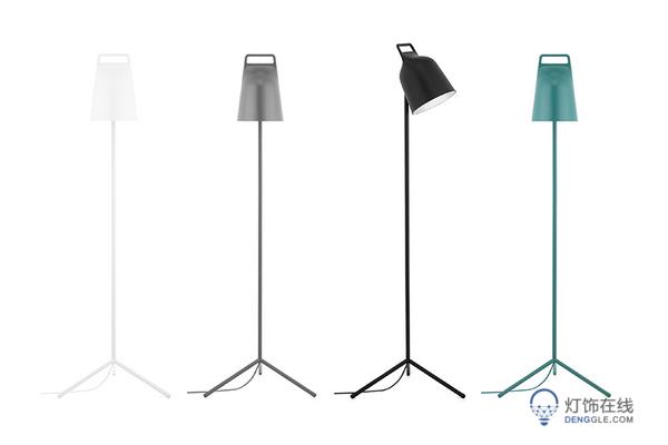 daniel debiasi + federico sandri打造新款灯具 简约美观易调节
