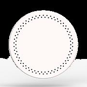 2.4G智能圆形网关