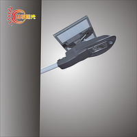 太阳能360度旋转乡村路灯系列-宝剑