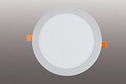 暗装圆形面板灯
