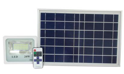 太阳能LED泛光灯HT-FL02-20W
