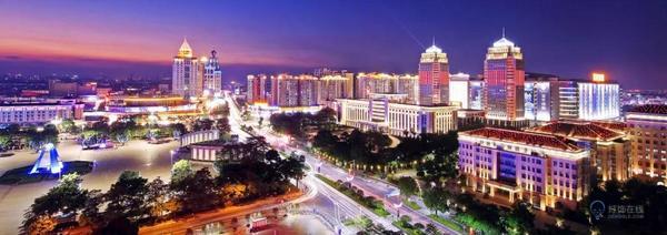 建设珠江西岸国际灯饰名镇——专访古镇镇委书记刘建辉