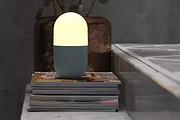 一盏便携小灯 也是移动电源