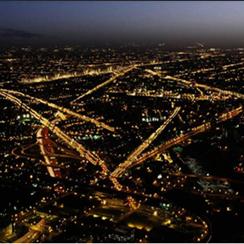 论LED路灯系统在智慧城市中的价值