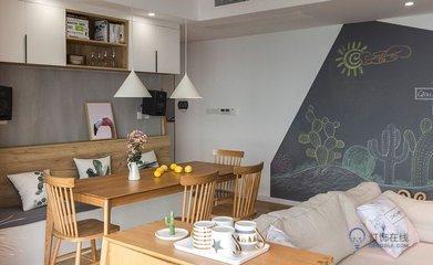 北欧餐厅吊灯使得家装更加温馨