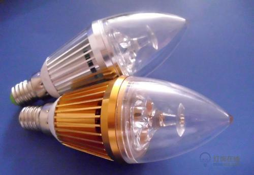 led蜡烛灯